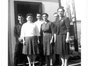 Dormitory Staff In Anzac Alberta