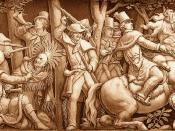 Location : Frieze of the Rotunda of the United States Capitol