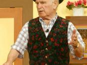 Deutsch: Peter Steiner (* 6. September 1927 in München; † 22. Dezember 2008 ebenda) war ein bayerischer Volksschauspieler. Steiner ist Namensgeber des Peter Steiners Theaterstadls.