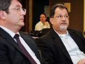 2010-06-08 DII Event: Ernandes Lopes Bezerra and Raimundo Nonato da Costa