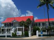 English: Cayman Islands National Museum in George Town, Grand Cayman
