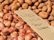 Market economy of Spiti