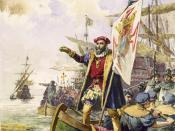 Vasco da Gama lands at Calicut, May 20, 1498.