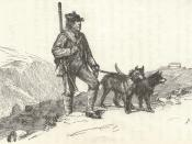 Peer Gynt, as drawn by Peter Nicolai Arbo
