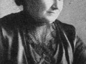 English: Portrait of Maria Montessori