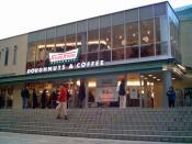 Krispy Kreme Doughnuts on Shinjuku Southern Terrace