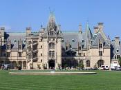 Biltmore Estate, 1890–1895, Asheville, North Carolina, Richard Morris Hunt, architect