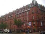 Hostelling International – New York on Amsterdam Avenue in Manhattan, originally a charity home