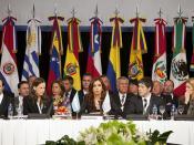 Inauguración de la XLIII Cumbre de Jefes y Jefas de Estado del MERCOSUR y Estados Asociados