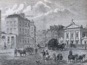 Image of Polygon, home of Mary Wollstonecraft and William Godwin