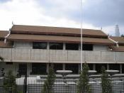 The Istana Terengganu, city-residence of the Sultan of Terengganu in Kuala Lumpur.