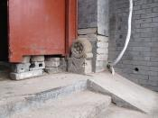 Symbols of Social Status, Door Statue Hutong