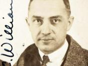 English: Passport photograph of American poet and medical doctor William Carlos Williams. Image courtesy of the Beinecke Rare Book & Manuscript Library, Yale University.http://beinecke.library.yale.edu/dl_crosscollex/brbldl/oneITEM.asp?pid=2044328&iid=120