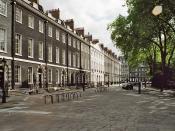 UK:London, Bedford Square