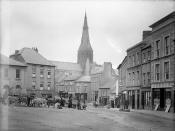Market Square, Enniscorthy