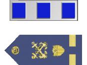 English: United States Coast Guard Chief Warrant Officer 4 insignia