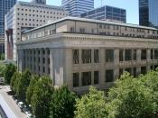 Multnomah County Courthouse in Portland, Oregon, 2006.