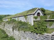 The Verne Citadel, Portland, Dorset.