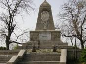Monument of Alexander II of Russia