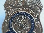 United States Army Criminal Investigation Command badge (