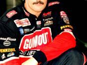 NASCAR winner Derrike Cope.