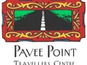 English: This is the official logo of Pavee Point, a Traveller's rights organization based in Dublin, Ireland.