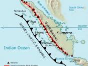 Volcanoes on Sumatra island. See List of volcanoes in Indonesia.