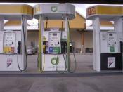 Ethanol / B5 Biodiesel in Marysville