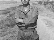 English: Baek Seon-yeop (Paik Sun-yup) 1950 한국어: 백선엽 단기사천이백팔십삼년 / 白善燁 檀紀四千二百八十三年