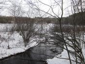 Moreau Lake State Park - New York