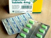 English: Risperdal (United Kingdom packaging)