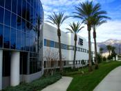 English: Universal Technical Institute, Rancho Cucamonga, California