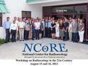 National Center for Radioecology -- NCoRE Workshop 2012