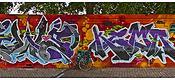 Banannapark Copenhagen 2011 - Full wall: Remix Tiws Kemr Soten