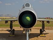 Mikoyan Gurevich MiG-21F-13