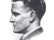 A study of F. Scott Fitzgerald by Gordon Bryant. Published in Shadowland magazine in 1921.