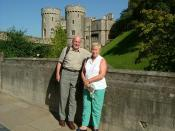 Parents at Windsor Castle