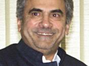 Português: O ministro dos Negócios Estrangeiros de Timor-Leste José Ramos Horta.