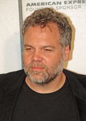 Vincent D'Onofrio at the premiere of Speed Racer at the 2008 Tribeca Film Festival.