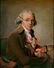Portrait of François André Vincent