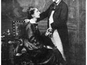 Richard Wagner and his second wife Cosima, who established the Bayreuth canon