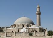English: Khusruwiyah Mosque in Aleppo, Syria Français : Mosquée Khosrowiyé à Alep en Syrie