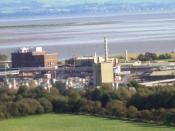 English: GlaxoSmithKline factory in Ulverston, Cumbria, England.