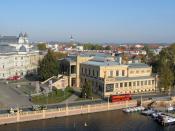 State Museum in Schwerin, Mecklenburg-Vorpommern, Germany