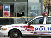 World Bank and International Monetary Fund protesters vandalized two bank branches (PNC & Wachovia) as well as vehicles parked at a Whole Foods Market in the Logan Circle neighborhood of Washington, D.C.