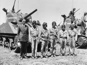 Supervisor Baker, Camp Beale, 1943
