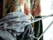 Drying Clothes #01