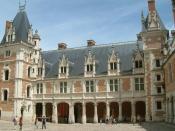 Français : Château de Blois, Blois, FRANCE