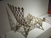 Chair Knotted Chair from Marcel Wanders