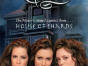 Cover of the Charmed novel,
